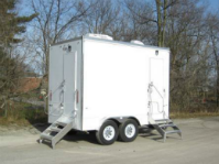 2 Station Shower Trailers Combo ext