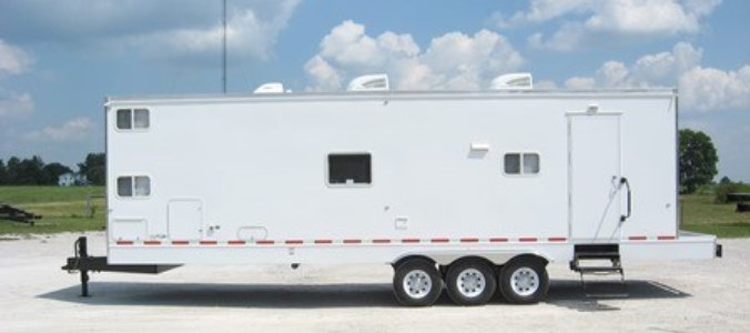 Mobile Office Trailers Bunkhouse