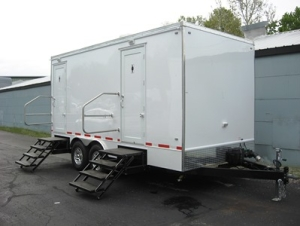 Restroom Trailers for Sale Rich