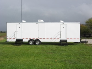 Restroom Trailers for Sale Grn Cld