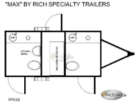 Restroom Trailers Max_2_Station_Floorplan