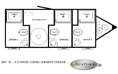 SWT 16 3 Station Shower Trailers Combo Floorplan