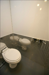 Portable Restroom Trailers - Toilet