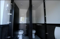 Portable Restroom Trailers - Toilets