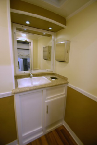 Restroom Trailers for Sale Vegas Sink