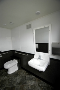 Restroom Trailers for Sale Alpine Single