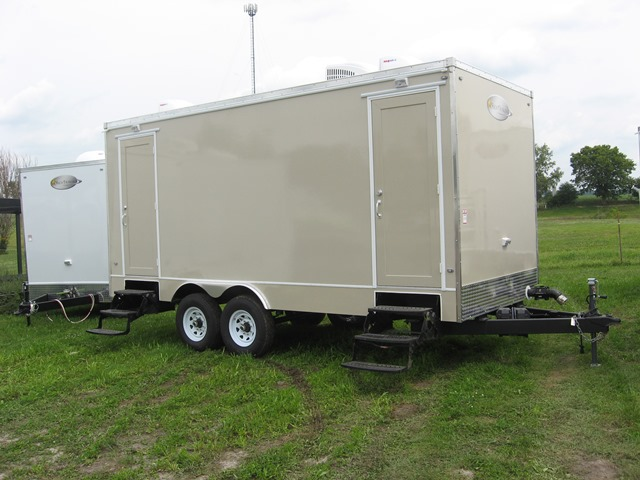 Restroom Trailers for Sale Champagne