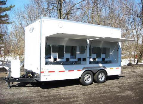 Hand washing Trailer 12